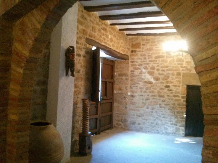 Casa Iriarte Experiential Center. Una casa confortable y una buena cocina