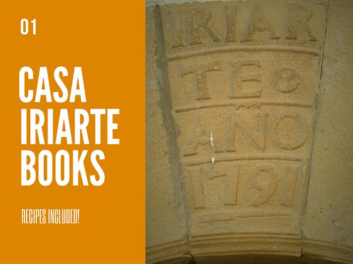 Casa Iriarte Books
